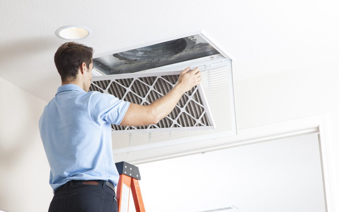 AC Filter Cleaning in Mobile, AL